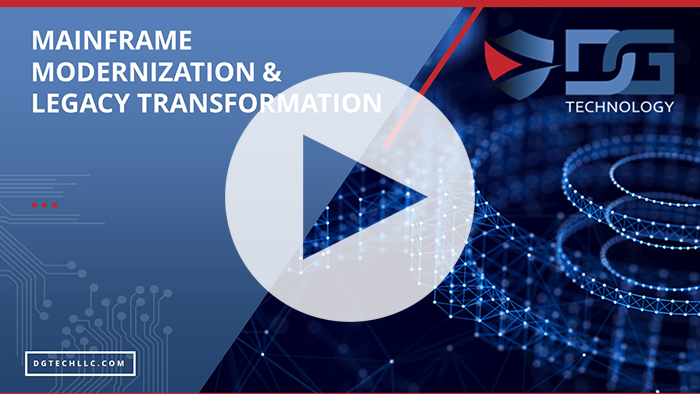 Mainframe Modernization Presentation for Webinar - view